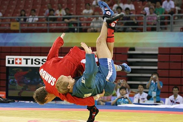 Սամբո. հայ մարզիկների նոր հաջողությունները սամբոյում