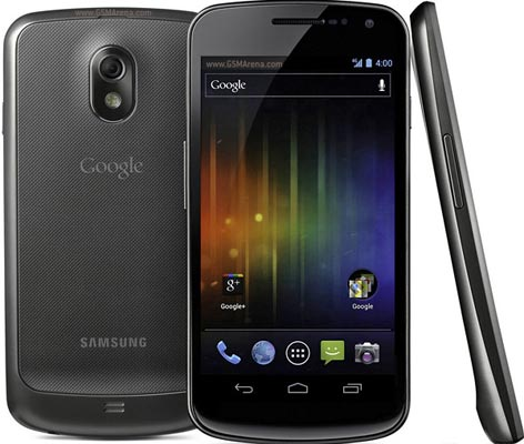 Samsung Galaxy Nexus smartphone now at VivaCell-MTS service centers