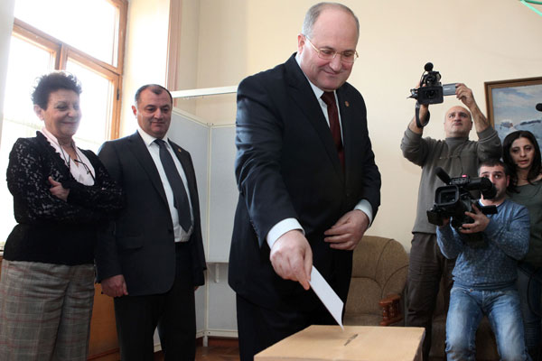 New Speaker: Nikoyan takes over second-highest position in Armenia