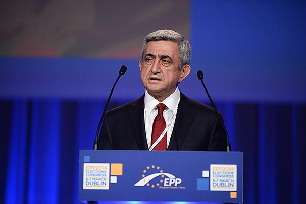 Armenian leader attends EPP summit, addresses Karabakh, Turkish blockade, Ukraine crisis