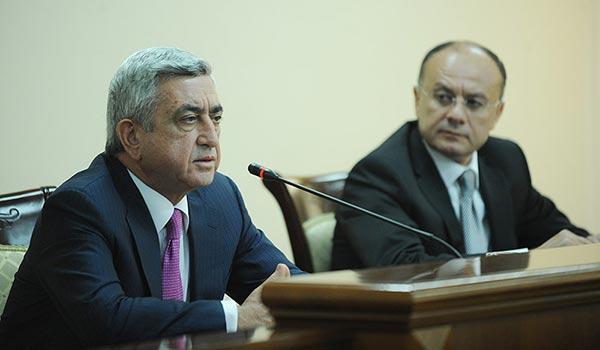 Image result for ohanyan and sargsyan