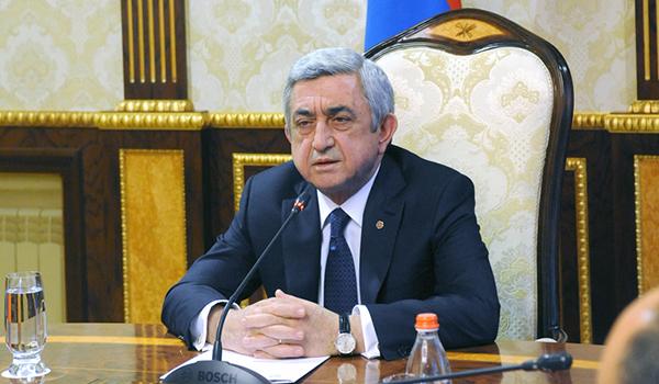 Սարգսյանը մեկնում է Գերմանիա, Ռուսաստանի վարչապետ Մեդվեդևը կայցելի Հայաստան և Ադրբեջան