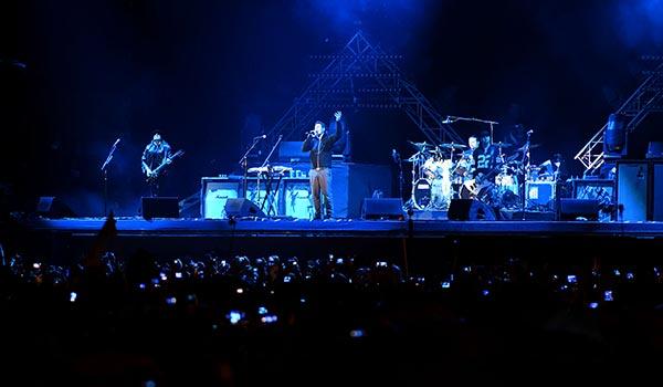 Tankian's Message: SOAD vocalist speaks to crowd on Genocide during concert in Yerevan