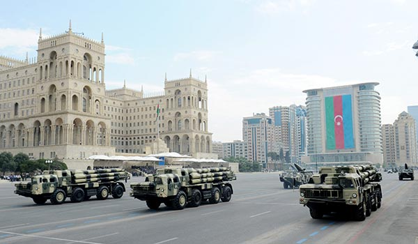 Business or Brotherhood?: Russian arms supplies to Azerbaijan trigger Armenian backlash
