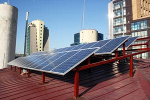 Sun and Power: UN House in Armenia to use solar energy