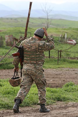 Karabakh: Loss of life continues despite tentative ceasefire agreement