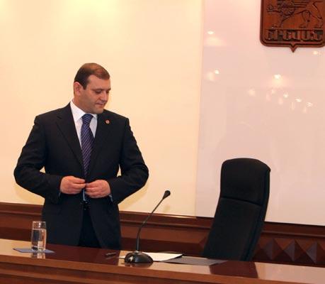 Official: Margaryan formally named Mayor of Yerevan