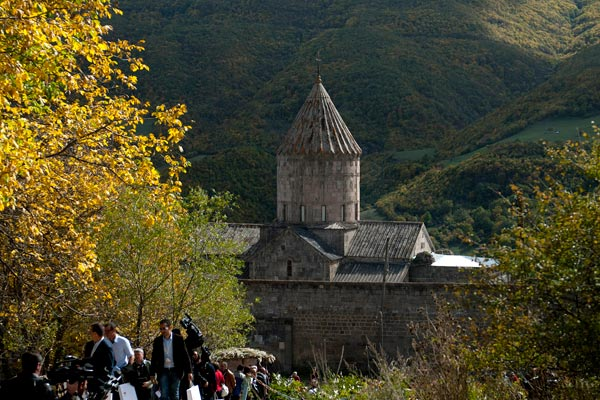Church and State Quandary: Controversy over granting Armenian Apostolic Church privileges continues