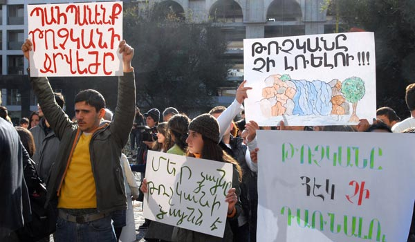 Trchkan: Waterfall conservation saga ends in rare victory for Armenian environmentalists
