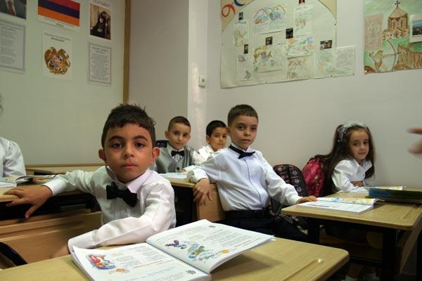 Armenian migrants in Turkey: Secured life, uncertain future