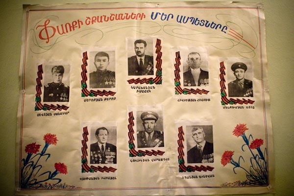 Հերոսներ. Երկրորդ համաշխարհային պատերազմի վետերանների շարքերը նոսրանում են, իսկ հիշողությունները շարունակում են մնալ