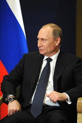 Putin to visit Armenia next week, local paper says