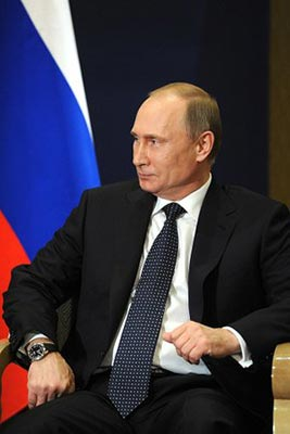 Putin proposes resumption of Sukhumi-Yerevan railway