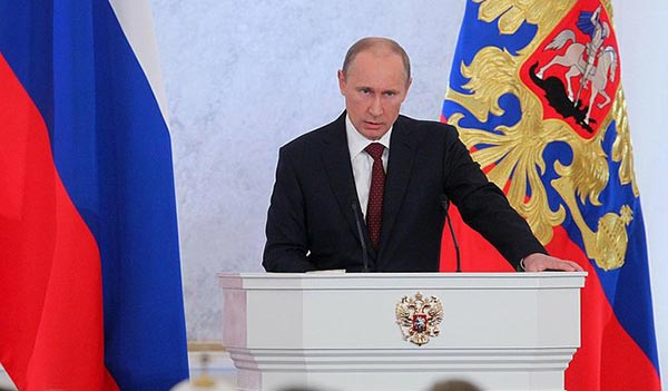 Putin Plans On Hold?: Magnitsky Bill fallout said to interfere with Russian president's Armenia visit plans