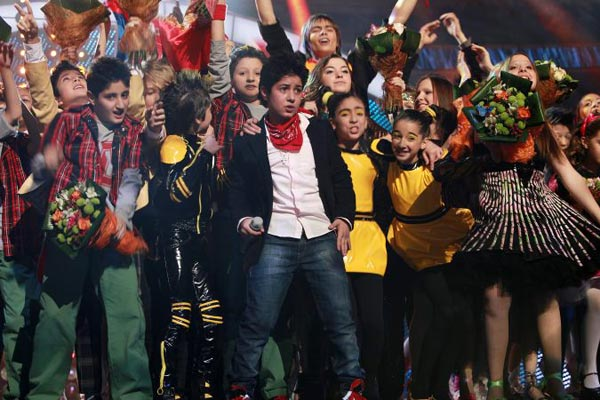 Euro success: Armenia wins Junior Eurovision