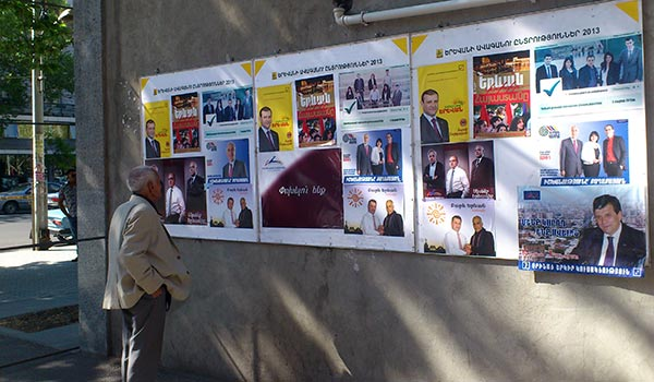 Yerevan Elections: Third week of campaigning brings more of the same pledges for Armenian capital