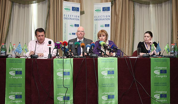 Yerevan Vote 2013: Int'l observers give Sunday elections mostly positive assessment