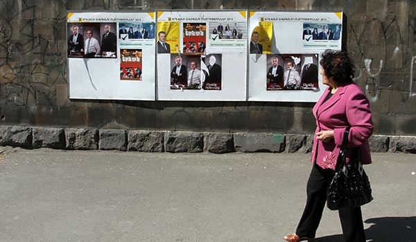 Yerevan Votes 2013: Opposition still mulling cooperation as city race enters second week of campaigning
