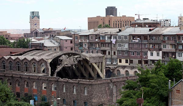 Demolished during re-equipment?: Pak Shuka lost some of its arches despite owner's promises