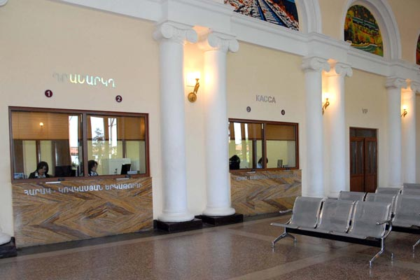 Train to Batumi: Railway service promises easier ticket purchase, probably at a higher price